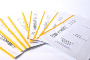 Image of Hera Diesel hammer spare part books