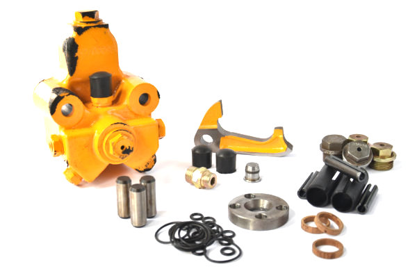 Image of Hera diesel hammer lube pump and spare parts